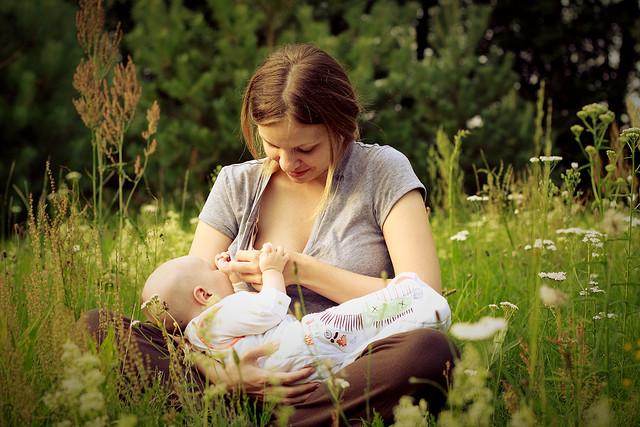 L'allaitement maternel et moi…#Défi du mois de novembre jour 26